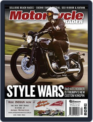 Motorcycle Trader (Digital) March 29th, 2017 Issue Cover