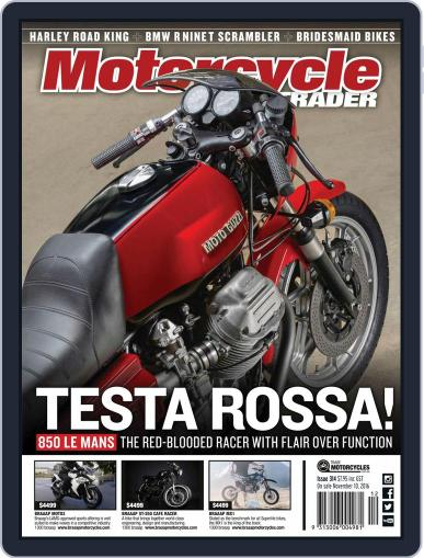 Motorcycle Trader (Digital) December 1st, 2016 Issue Cover