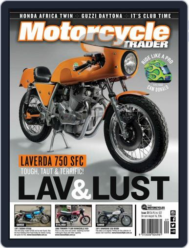 Motorcycle Trader (Digital) August 18th, 2016 Issue Cover