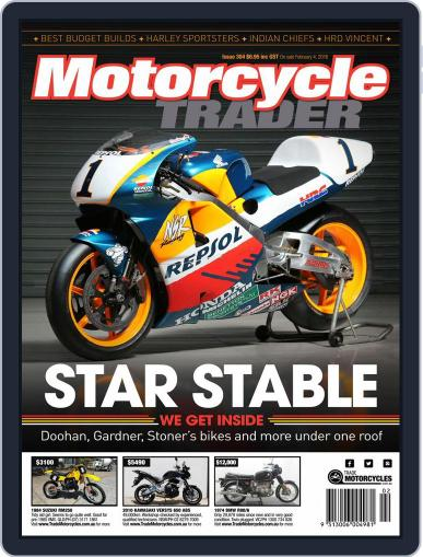 Motorcycle Trader (Digital) February 4th, 2016 Issue Cover