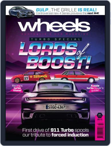 Wheels (Digital) July 1st, 2020 Issue Cover