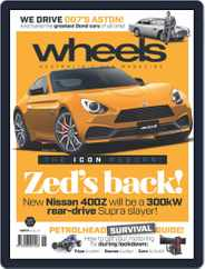 Wheels (Digital) Subscription June 1st, 2020 Issue