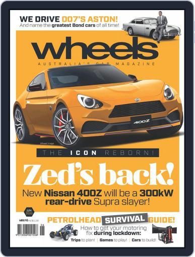 Wheels June 1st, 2020 Digital Back Issue Cover