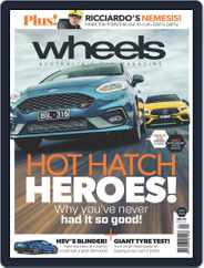Wheels (Digital) Subscription May 1st, 2020 Issue