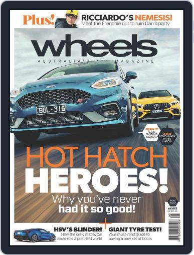 Wheels (Digital) May 1st, 2020 Issue Cover