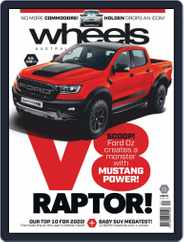 Wheels (Digital) Subscription January 15th, 2020 Issue