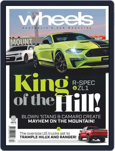 Wheels (Digital) December 1st, 2019 Issue Cover