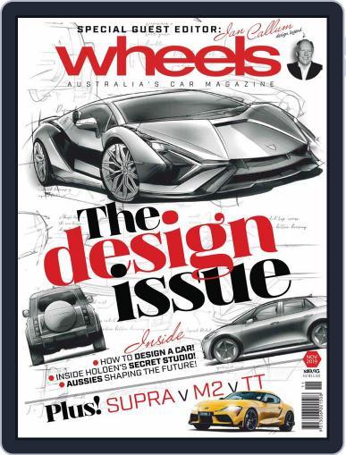 Wheels (Digital) November 1st, 2019 Issue Cover