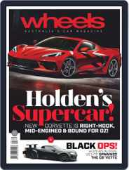 Wheels (Digital) Subscription September 1st, 2019 Issue