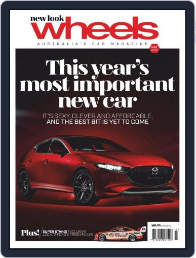 Wheels March 1st, 2019 Digital Back Issue Cover