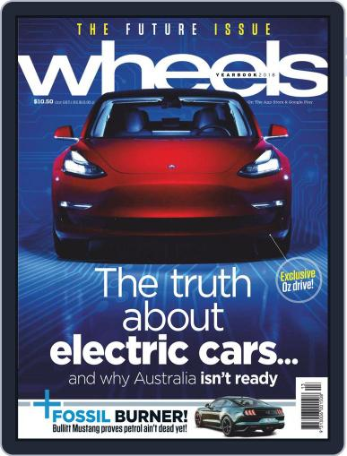 Wheels January 1st, 2019 Digital Back Issue Cover