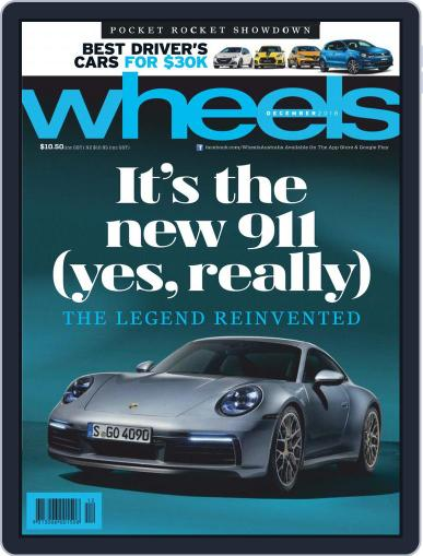 Wheels (Digital) December 1st, 2018 Issue Cover