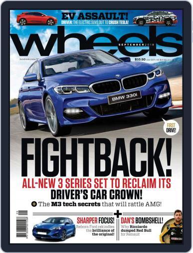 Wheels (Digital) September 1st, 2018 Issue Cover