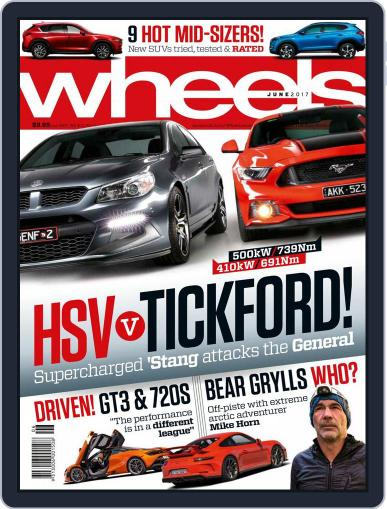 Wheels (Digital) June 1st, 2017 Issue Cover