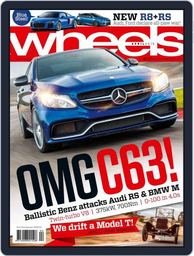 Wheels (Digital) March 18th, 2015 Issue Cover