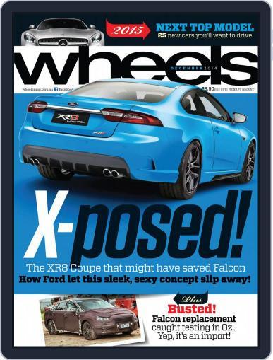 Wheels (Digital) November 19th, 2014 Issue Cover