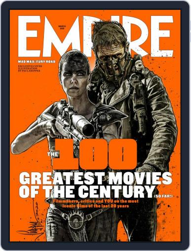 Empire (Digital) March 1st, 2020 Issue Cover