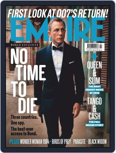 Empire (Digital) February 1st, 2020 Issue Cover