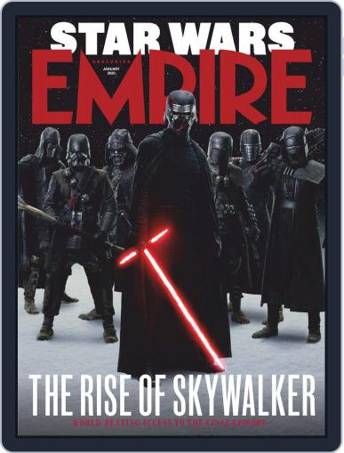 Empire (Digital) January 1st, 2020 Issue Cover