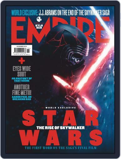 Empire November 1st, 2019 Digital Back Issue Cover
