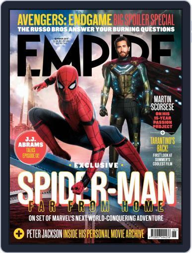 Empire (Digital) June 15th, 2019 Issue Cover