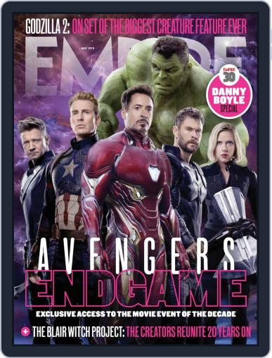 Empire (Digital) May 1st, 2019 Issue Cover