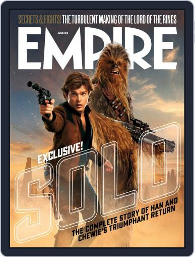 Empire (Digital) June 1st, 2018 Issue Cover