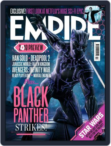 Empire (Digital) February 1st, 2018 Issue Cover