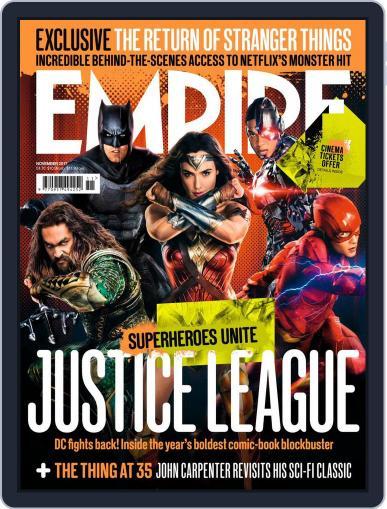 Empire November 1st, 2017 Digital Back Issue Cover