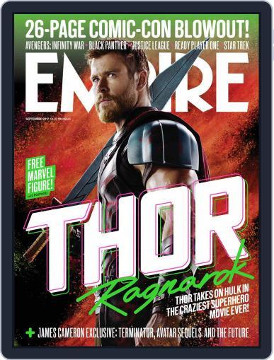 Empire September 1st, 2017 Digital Back Issue Cover