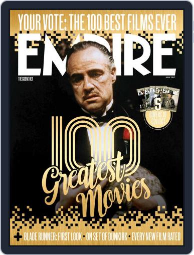 Empire (Digital) July 1st, 2017 Issue Cover