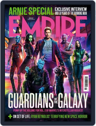 Empire (Digital) May 1st, 2017 Issue Cover