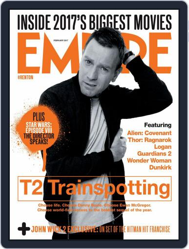 Empire February 1st, 2017 Digital Back Issue Cover