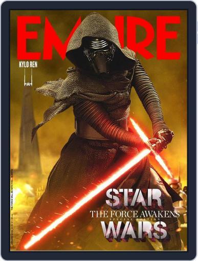 Empire (Digital) November 30th, 2016 Issue Cover