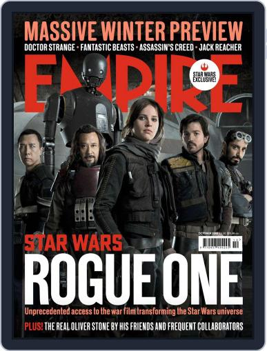 Empire October 1st, 2016 Digital Back Issue Cover