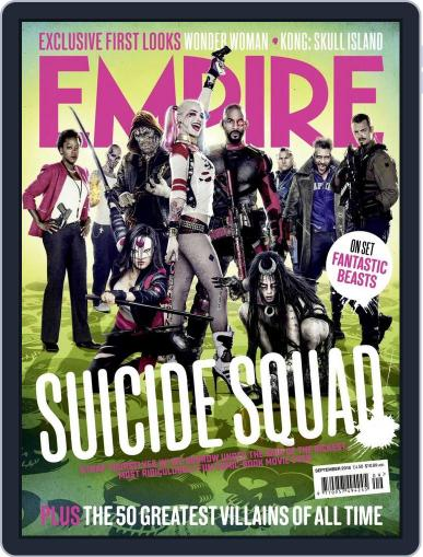 Empire (Digital) July 27th, 2016 Issue Cover