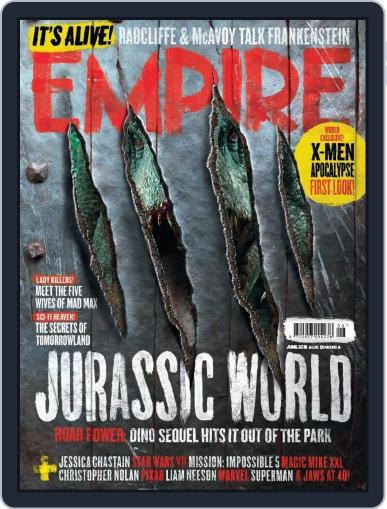 Empire (Digital) May 31st, 2015 Issue Cover