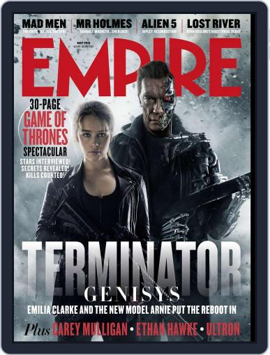 Empire March 26th, 2015 Digital Back Issue Cover