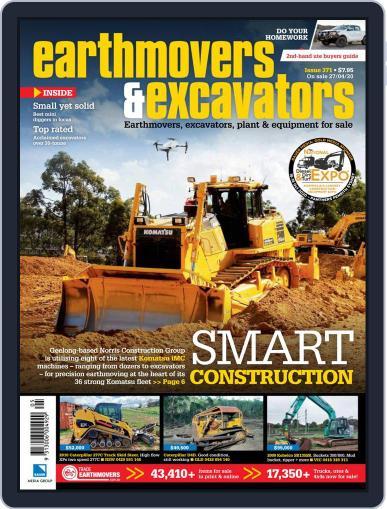 Earthmovers & Excavators (Digital) April 21st, 2020 Issue Cover