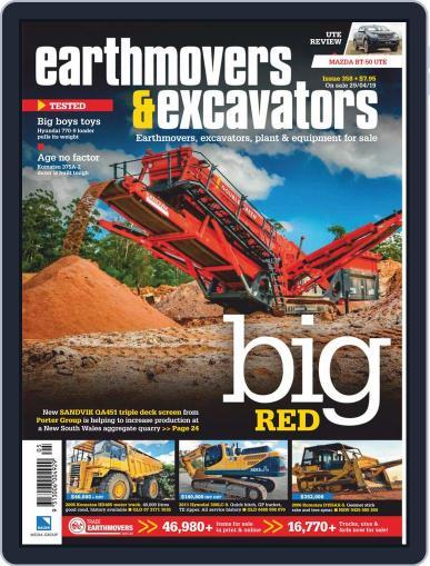 Earthmovers & Excavators (Digital) June 1st, 2019 Issue Cover