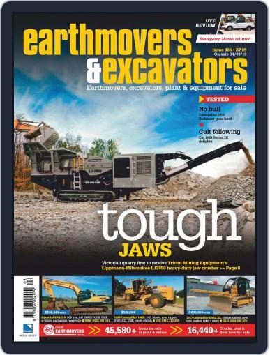 Earthmovers & Excavators (Digital) April 1st, 2019 Issue Cover