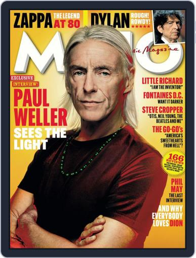 MOJO (Digital) August 1st, 2020 Issue Cover