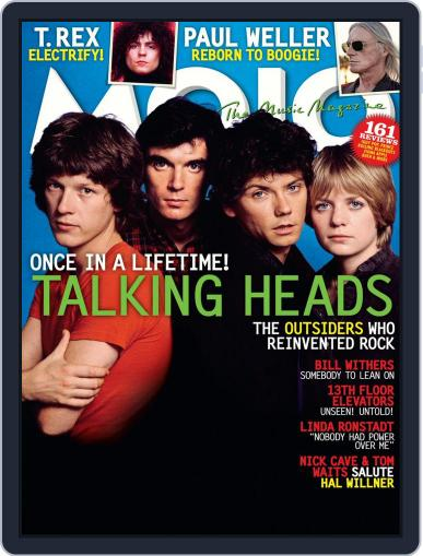 MOJO (Digital) July 1st, 2020 Issue Cover