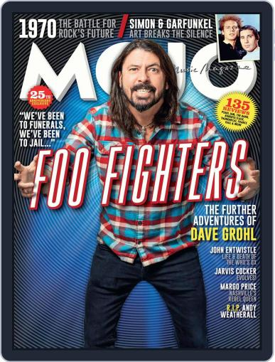 MOJO May 1st, 2020 Digital Back Issue Cover