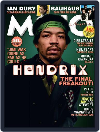MOJO April 1st, 2020 Digital Back Issue Cover