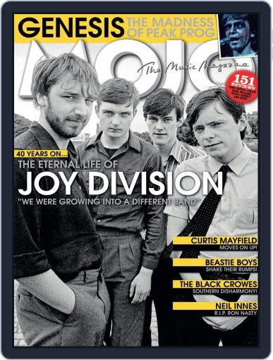 MOJO March 1st, 2020 Digital Back Issue Cover