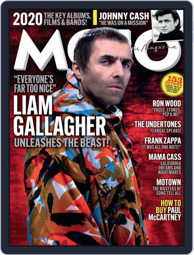 MOJO (Digital) February 1st, 2020 Issue Cover