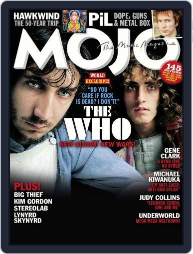 MOJO November 1st, 2019 Digital Back Issue Cover