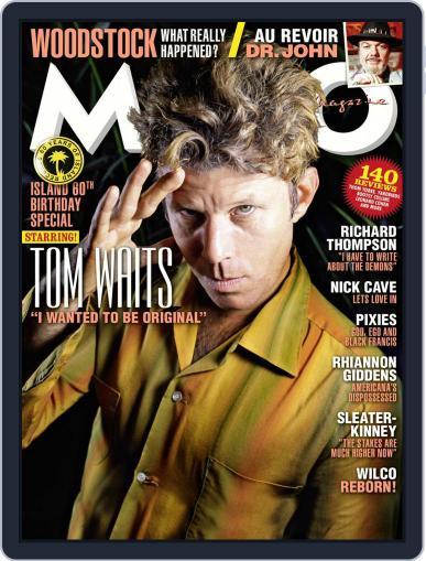 MOJO (Digital) September 1st, 2019 Issue Cover