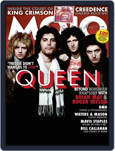 MOJO (Digital) July 1st, 2019 Issue Cover